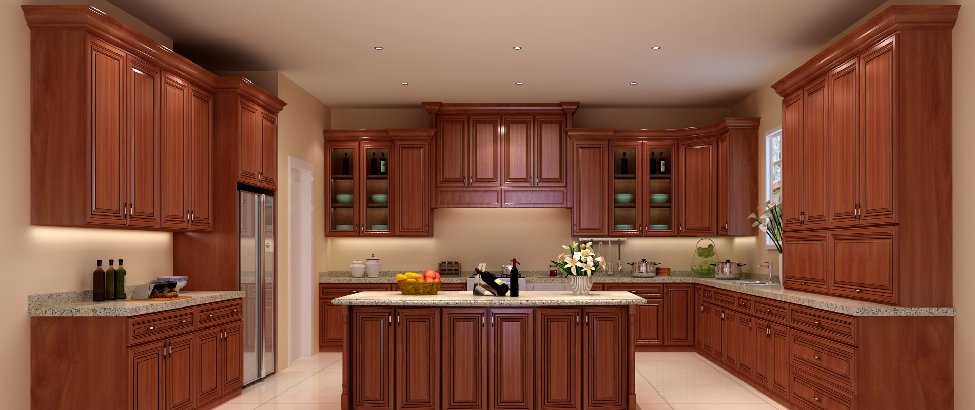 Kitchen Cabinet Door Styles | Wood Cabinets Nashville TN